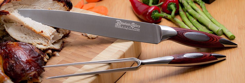Rhineland 2pc Carving Set