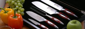 Rhineland 5pc Pro Knife Set