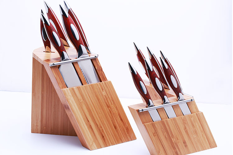 Rhineland Cutlery 13pc Knife Block